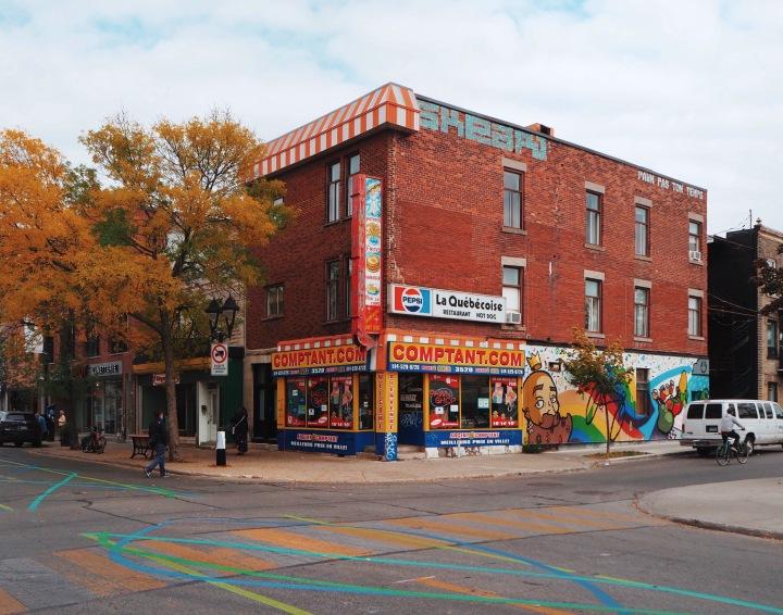 Montréal : A la découverte du quartierHochelaga