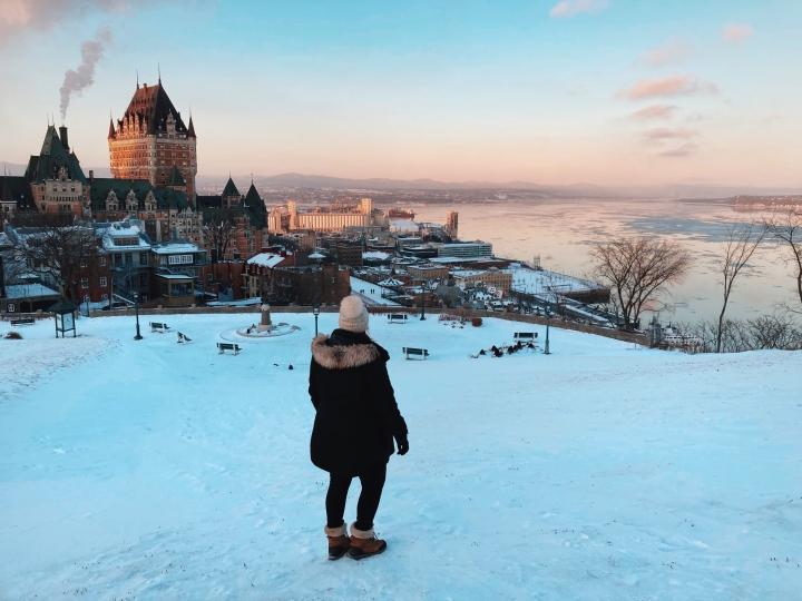 L'hiver au Canada : les points positifs etnégatifs